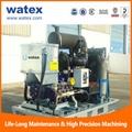 water jet blasting machine
