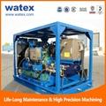 high pressure water blasting