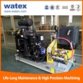water jet cleaning machine