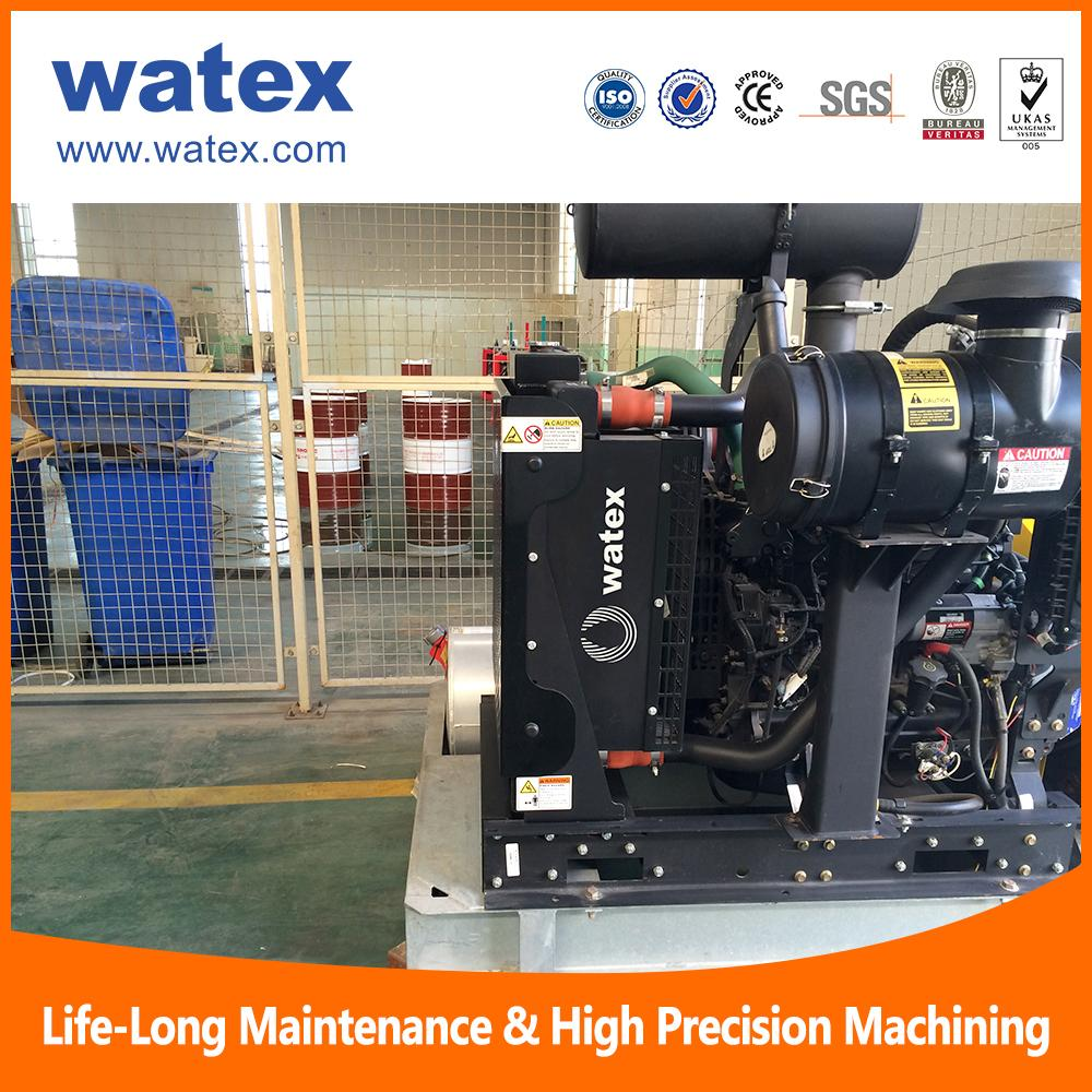 water jet blasting machine