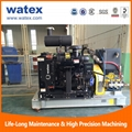 high pressure water jet sewer cleaning machine