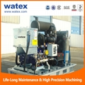 15000 psi high pressure water jet cleaning machine