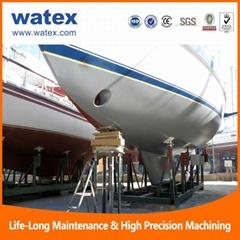 pressure water washing