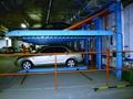 PSH(Puzzle type) Double-floor lift-sliding parking system 3
