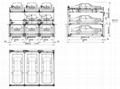 PSH(Puzzle type) Double-floor lift-sliding parking system 5