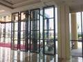 85型有框玻璃活动屏风 3
