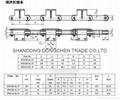 Cement industry chain SPN250-SH 2 NE150