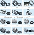 Mechanical seals BIA/120A/FTK/FK/J03/8U