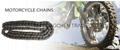 Motorcycle Chains: 25H (04CH), 415, 415H, 420, 420H, 428, 428H, 520, 520H, 530,