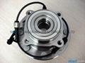 Auto wheel hub bearing  DAC3874W-6CS84 443560-26010