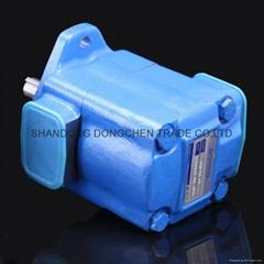 Blade pump+ Gear pump+ Plunger pump