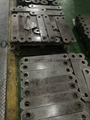 Short pitch conveyor chain attachments