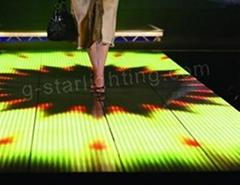 LED video dance floor