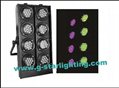 Eight head LED wall washer