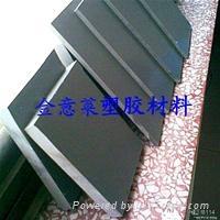 灰色PVC板棒