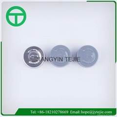 20mm flip off cap for injection vial