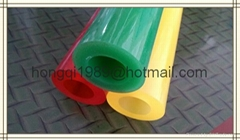 hardness 40-90Shore A hollow PU tube