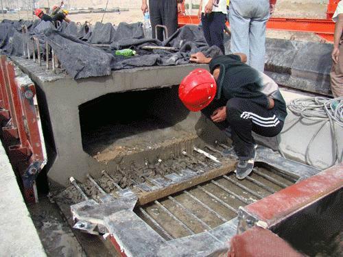 pneumatic tubular form used for making concrete cu  ert 4
