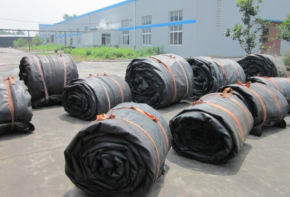 pneumatic tubular form used for making concrete cu  ert 5