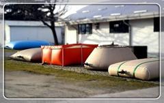 High quality good price pvc Soft Water Storage Tank liquid storage bladder