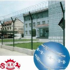 电焊护栏网