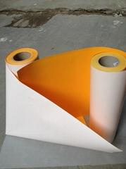 flock heat transfer vinyl cutting plotter vinyl transfer film