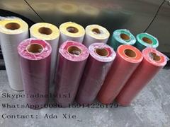 PU/Flock heat press transfer film/vinyl