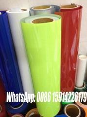 Flex PU Wholesale heat transfer vinyl/heat transfer film for clothing