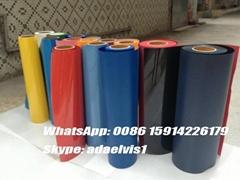 Gold color PU heat transfer vinyl film for garment