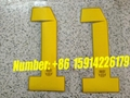 football number and letter for Liverpool club