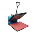 Flat Heat press machine for clothes heat press