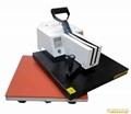 2015 hot sales heat transfer t shirt printing heat press machine