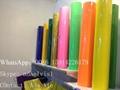 No odor korea quality pvc heat transfer