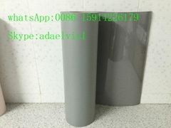Fluorescence pu vinyl heat transfer magic transfer film for cutter