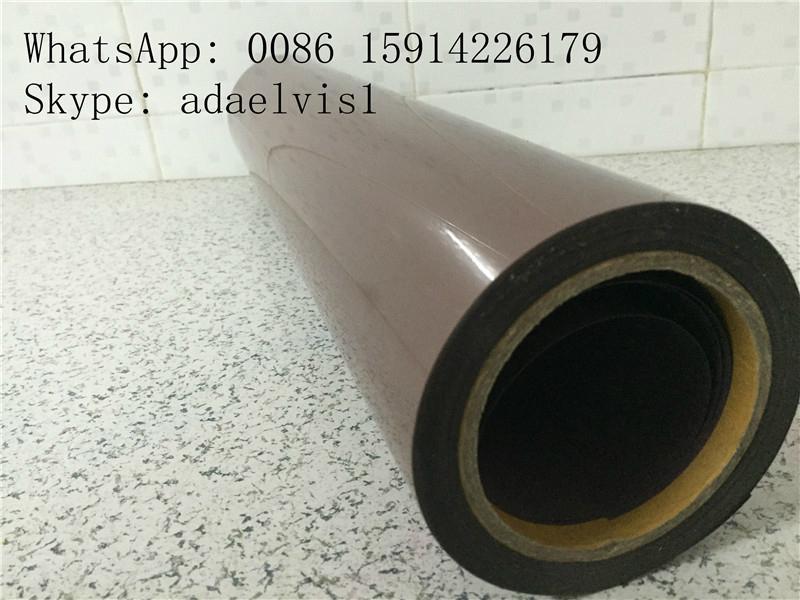 JY PVC / PU / Flock / Glitter vinyl heat transfer for cutter plotter 1