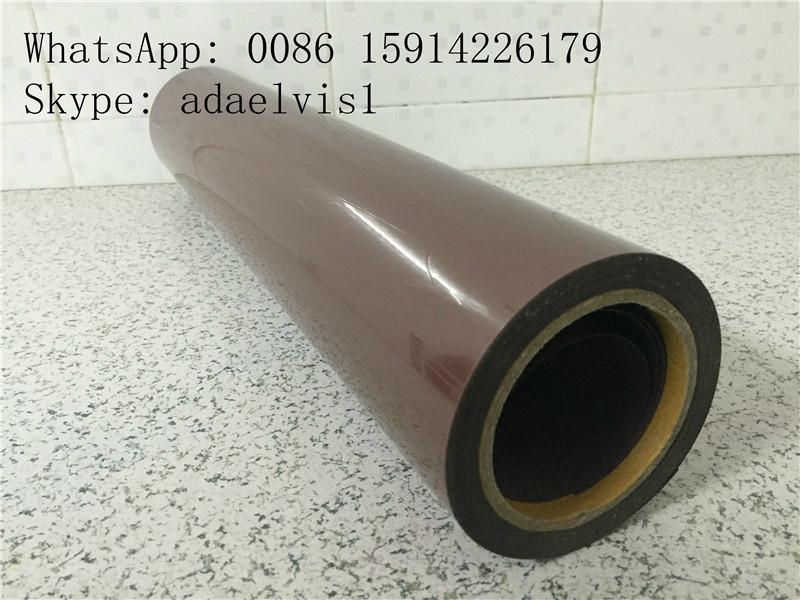 JY PVC / PU / Flock / Glitter vinyl heat transfer for cutter plotter 2