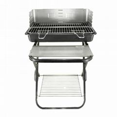backyard charcoal bbq grill