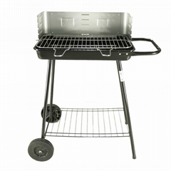 outdoor bbq charcoal grill