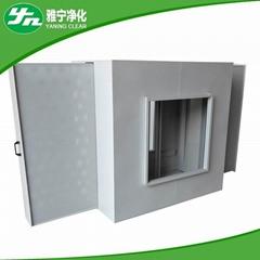 活性炭过滤箱 静压送风箱