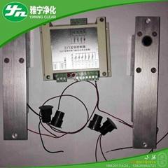雙門電子互鎖 配淨化門聯動防止交差感染