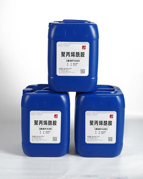 广东饮用水级聚丙烯酰胺 1