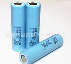 原装三星INR18650-25R 25A放电动力锂电池