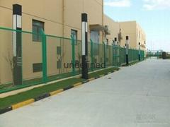 武汉浸塑钢板护栏网