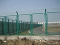 武汉浸塑钢板护栏网 4