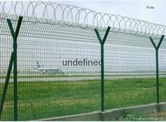 武漢監獄機場防護網