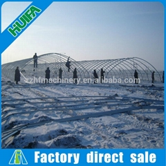 Single-span Greenhouse Farming Equipment for Sale