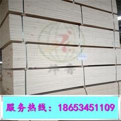 出口石材包装用免熏蒸木方LVL生产厂家