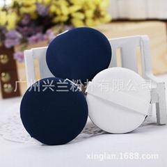 廣州非乳膠氣墊海棉粉撲氣墊bb霜專用親水性粉撲廠家直銷可印LOGO