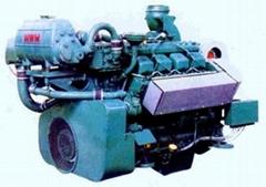 Brand New Deutz MWM TBD234 marine engine