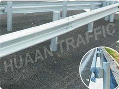 Steel Corrugated Beam Guardrail